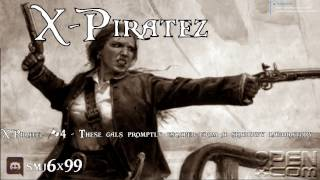 X-Piratez #4 - These gals promptly escaped from a shadowy laboratory... thumbnail