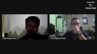 Live da UPA | O que postas nas redes sociais? | Rev. Natsan Matias