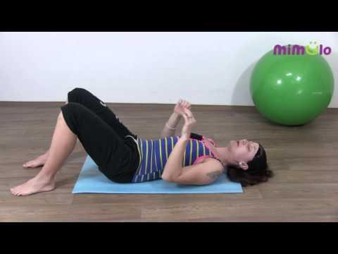 Cvičení po porodu - zdravotní cvičení | DancaVideo.com