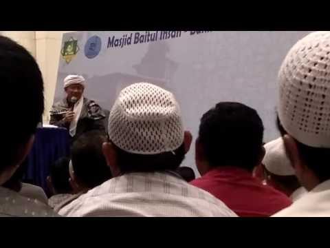 Aa Gym - Kajian Bulanan di Masjid Baitul Ihsan Bank Indonesia