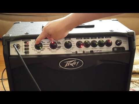 Peavey Vypyr VIP 2 Review | Unboxing + Tour of Presets + Use with Fendor Stratocaster