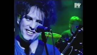 The Cure - Mint Car (Live on MTV Most Wanted) HQ