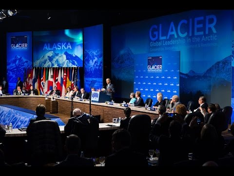 The President Addresses the GLACIER Conference