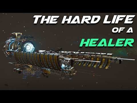 Fractured Space: The Hard Life of a Healer