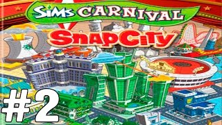 The Sims Carnival: Snap City #2 15-24