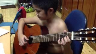 Moderato guitar cổ điển ( học 7 tháng )