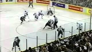 NHL 2001, Game 6 - Dallas Stars vs Edmonton Oilers P. 1/1