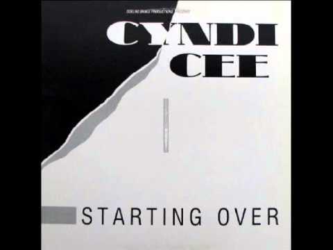 Cyndi Cee Starting Over
