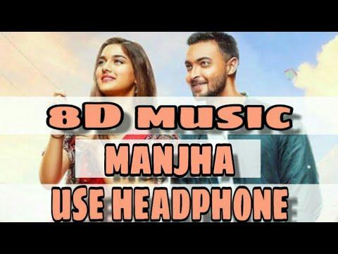 manjha-8d-song|aayush-sharma|saiee-m-manjrekar-|-vishal-mishra-|-riyaz-aly-|-anshul-garg