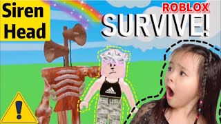 ROBLOX「Survive The Siren Head The Killer」😎 Let's play together