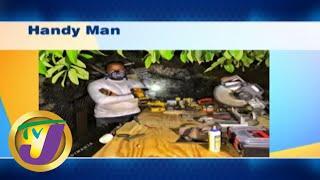TVJ Smile Jamaica: Handy Man DIY - April 12 2019