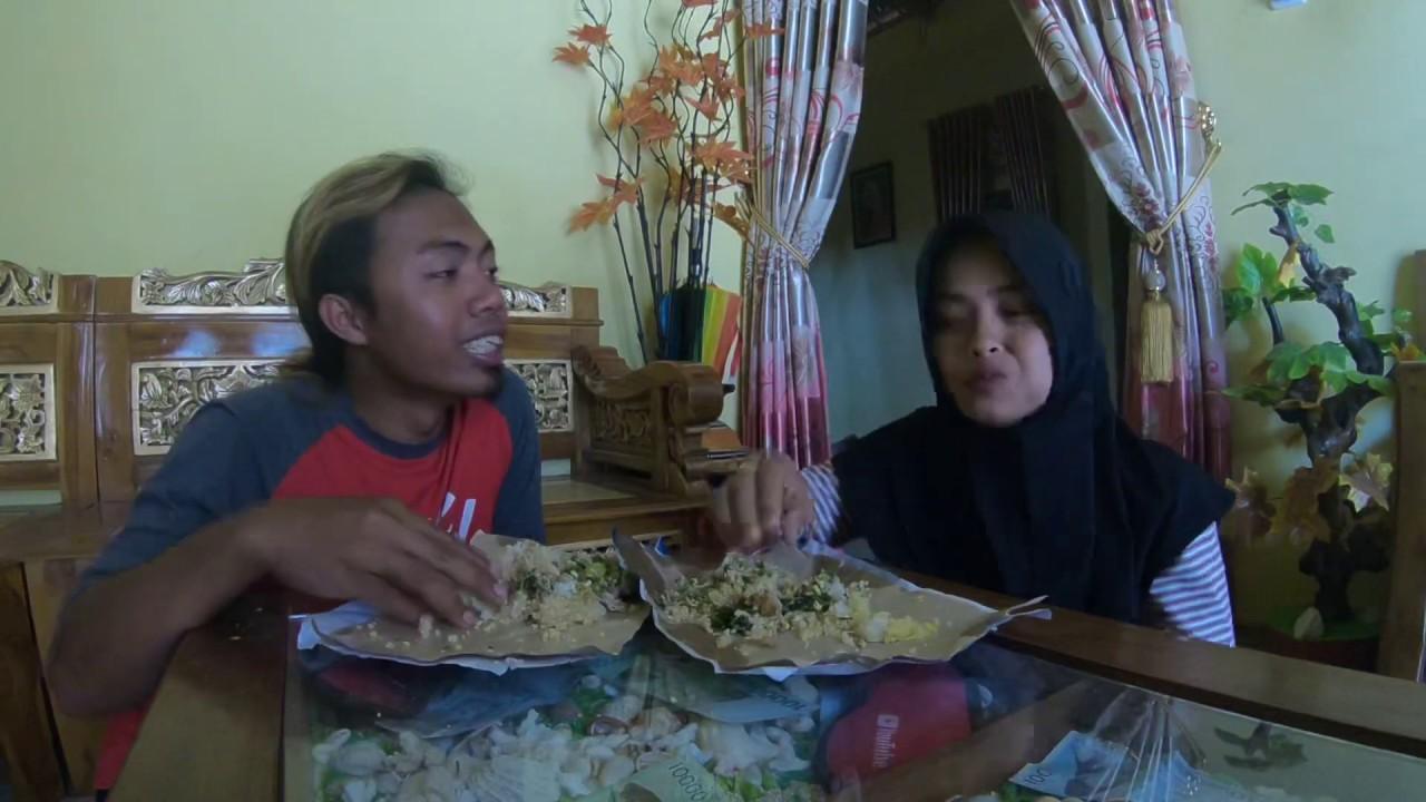 Nikmatnya Nasi Ambyar Sama Nasi Tiwul Alhamdulilillah Youtube