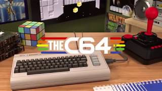 [TRAILER] The C64 MINI - 1080P