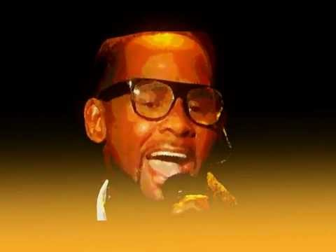 80' s Classic Rnb Slow Jam R Kelly's Dedicated To mY Favorite Girl!!!.