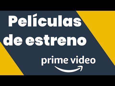 Películas de estreno en Amazon Prime Video - Septiembre 2020