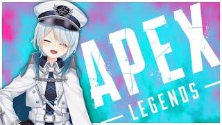 【Apex Legends】朝練!カジュランクいくべさ【雪城眞尋/にじさんじ】