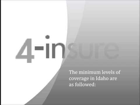 Idaho Car Insurance Requirements And Minimums Explained