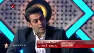 Koffee With Salman Khan & Karan Johar at star guild
