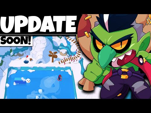 UPDATE CLUES! New Environments, Brawlers, and More! - Lex - Brawl Stars
