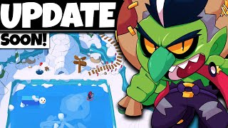 UPDATE CLUES! New Environments, Brawlers, and More!