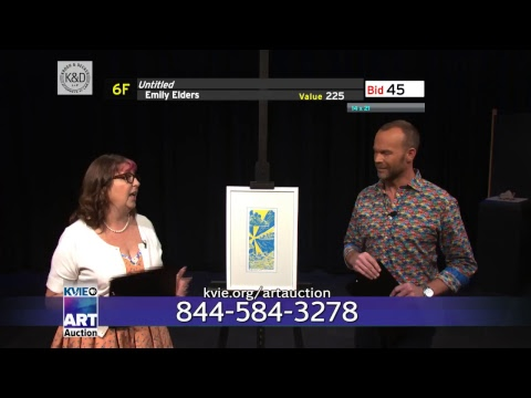 KVIE Art Auction 2017