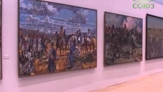 Выставка студии военных художников им. М.Б.Грекова
