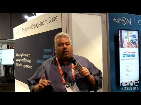 DSE 2016: Hughes Focuses On Customer and Employee Engagment Solutions