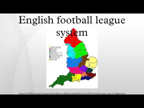 English football league system