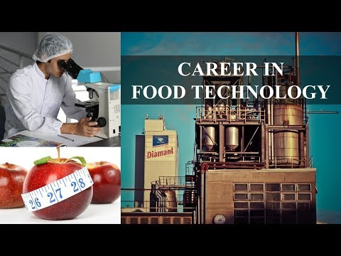 CAREER IN FOOD TECHNOLOGY  | FOOD ENGINEERING