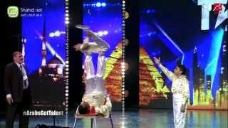 Arabs Got Talent - مصر - فرقة الأرجل الذهبية