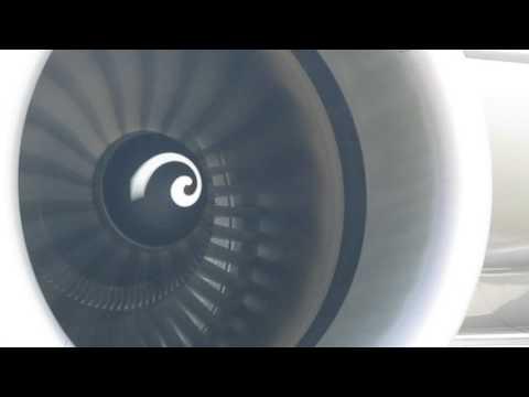 Boeing 787 900 Engine Spooldown