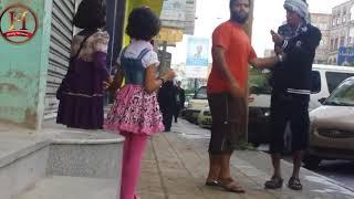 الصدمة   النسخة اليمنية _ الحلقة الثامنة _اختطاف طفلة لسى الدنياء بخير