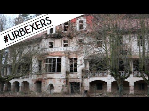 #URBEXERS 13. Díl - Opuštěné Hotely V Lesích / Tajemná A Opuštěná Místa