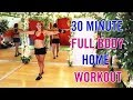 30 Minute Full Body Workout w/ Dumbbells! | Home Workout for Men & Women