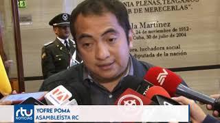 NUEVO PROCESO DE FISCALIZACIÓN PARA RICHARD MARTÍNEZ