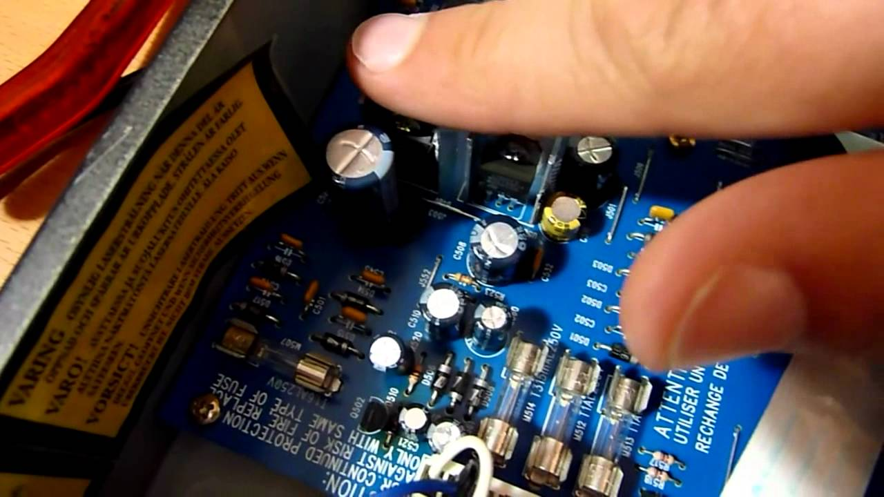 Nad Cd Player C541 Reparatie