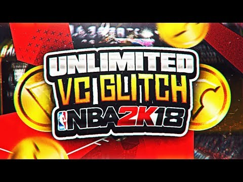NBA 2K18 VC GLITCH! NEW UNLIMITED VC GLITCH! WORKS FOR BOTH XBOX ONE AND PS4