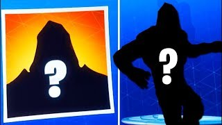 A FOR THE MYSTERIOUS SKIN OF FORTNITE!! LIVE
