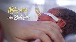 Gặp Đỗ Bình An - Bé trai của người mẹ ung thư vú liều mình sinh con
