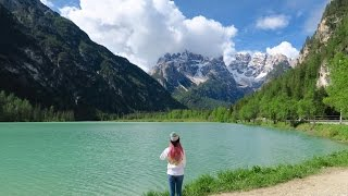 "Dolomites // Go Pro   Drone HD  (""I Lived"" version)"