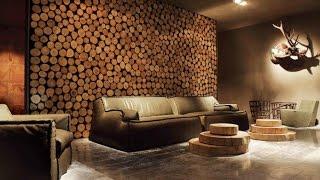 Holz deko. Holz deko selber machen ideen.