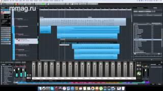 Real Work 18, часть 1 – Создание эпичной музыки в Cubase: ритм-секция