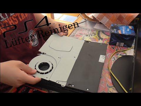 PS4 Slim Lüfter
