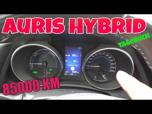 85000 KM Feedback - Toyota Auris Hybrid