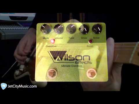 Wilson Effects Ultimate Overdrive