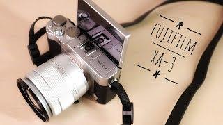 Fujifilm XA-3 REVIEW & TEST