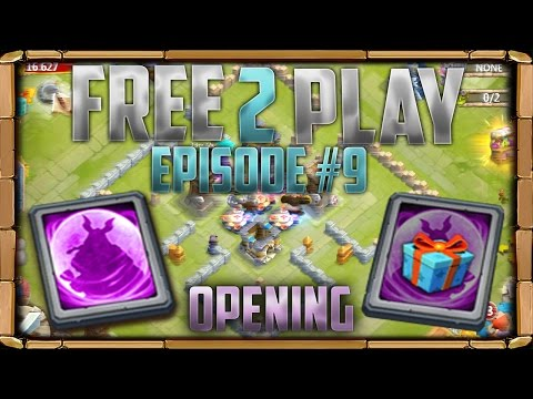 Opening Legendary Hero Card + Special Hero Card | Free 2 Play Series #9
