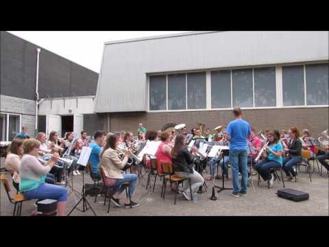 Daviliana - Slow Down (Douwe Bob, arr. S. Freker) - Projectorkest 2016