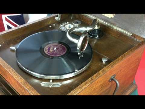 HMV 103 playing