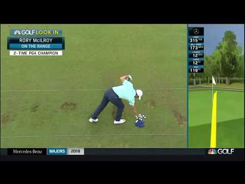 Rory McIlroy practices - Watch and Learn from him